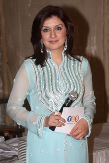 tv actress and anchorperson ayesha sana said she entered into a