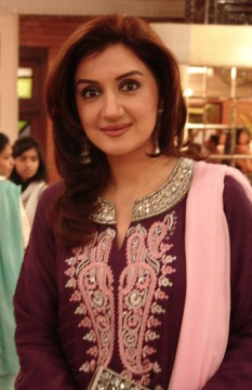 Ayesha Sana Profile Interview Pictures