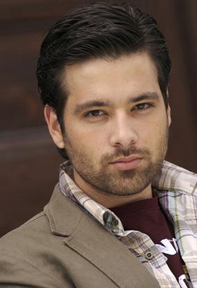 Gents Hair Styles Of Pakistani Actor Meekal