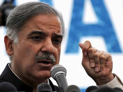 Internal, external enemies waiting for chance: Shahbaz