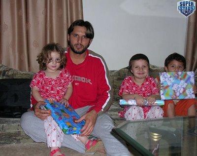 Shahid Afridi Wife Shahid Afridi Wife Afridi