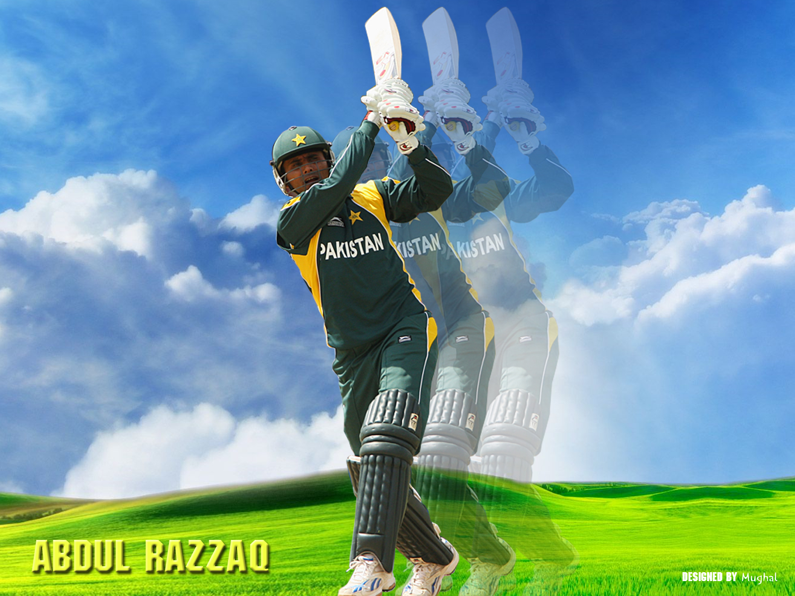 Sports highlights razzaq hd wallpaper - Pakistan cricket wallpapers hd ...