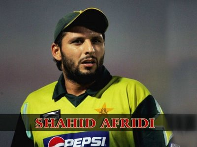 shahid wallpapers. Shahid Afridi Wallpapers